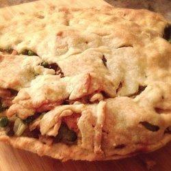Turkey Leftovers Pie