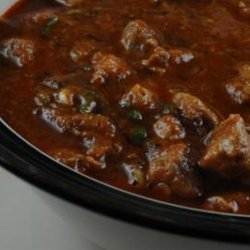 Fritanga - Spicy Pork and Egg Stew (Bolivia) recipe