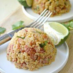 Spanish Rice W/ Beans