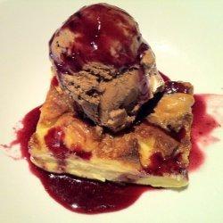 Peanut Butter Ice Cream Pudding