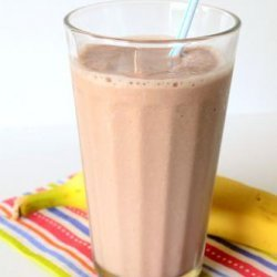 Chocolate Protein Shake - 2pts Plus WW recipe