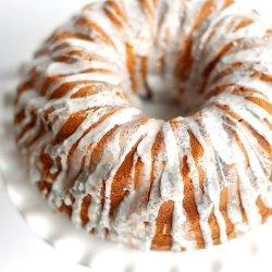 Poppy Seed Bundt Cake