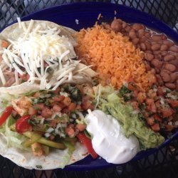 Pinto Bean Tacos :)