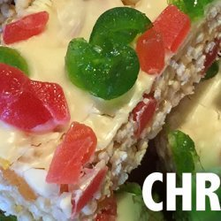 Christmas Fruit Bars