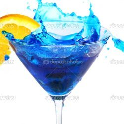 Blue Orange (Cocktail)