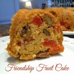 Friendship Cake and Starter