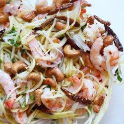 Thai Cashew Salad