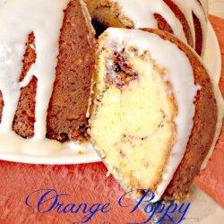 Lemon Poppy Seed Cake