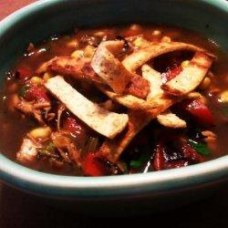Cilantro-Lime Chicken Soup