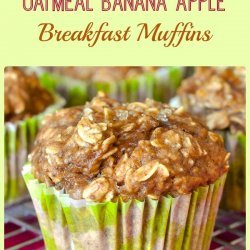 Low-Fat Apple Muffins