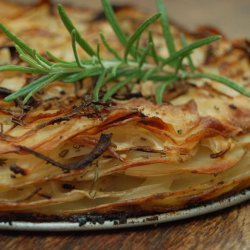 Potatoes and Onion Bake