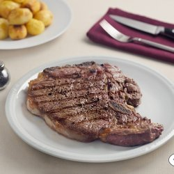 Grilled Steaks Florentine