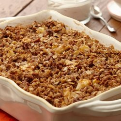 Bread Crumb Pudding