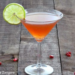 Pomegranate Daiquiris