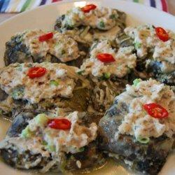Vegetable Donburi over Seasoned Rice