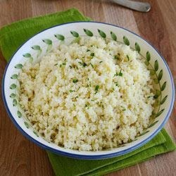 Wine and Rosemary Couscous recipe