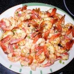Shrimp Scampi IV