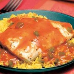 Campbell's(R) Healthy Request(R) Cajun Fish