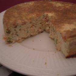 Smoked Salmon Cheesecake recipe