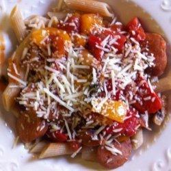 Sweet Sausage & Pasta