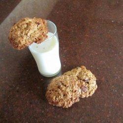 Oatmeal Cookies No Flour recipe
