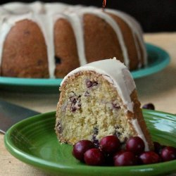 Cranberry-Orange Pound Cake
