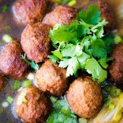 Soup Vermicelli Cabbage Soup