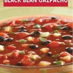 Black Bean Gazpacho