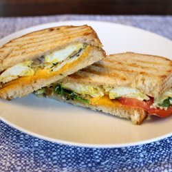 Healthy Breakfast Sandwich