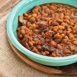 Boston Baked Beans (Slow Cooker)