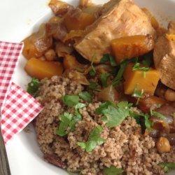 Moroccan Chicken Casserole