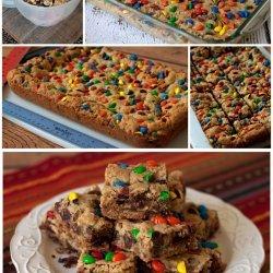 Chocolate Coconut Bar Cookies