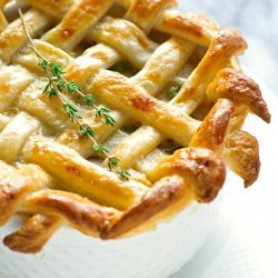Chicken Pie - No Crust
