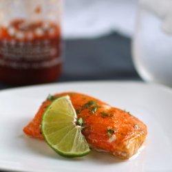 Tequila Salmon