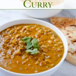 Black-Eyed Peas Curry