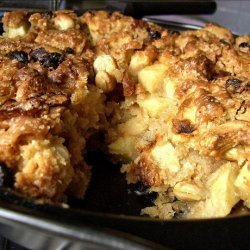 Apple & Mixed Nuts Pie