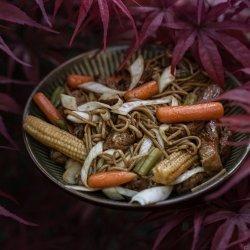 Noodles and Tenderloin