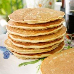 Gluten Free Quinoa Pancakes
