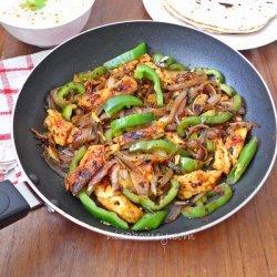 Chicken Fajitas II