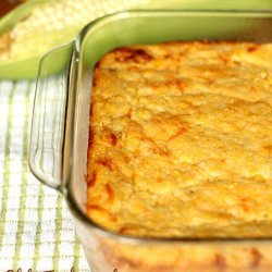 Old Fashioned Corn Pudding