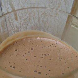 Vegan Chocolate Macadamia Smoothie