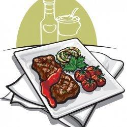 Beef-Tomato Steak