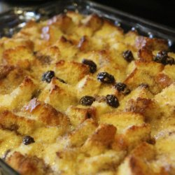 Quick & Easy Bread Pudding