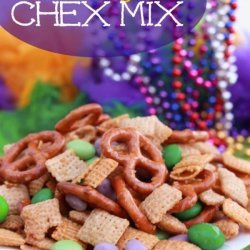 Yummy Chex Mix