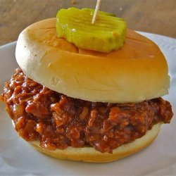 Vegetarian Sloppy Joes