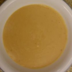 Ginger Carrot Parsnip Soup