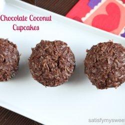 Chocolate-Coconut Dessert