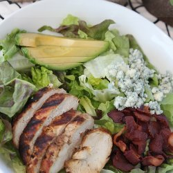 Chicken Chopped Salad With Lime Dressing
