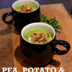 Potato & Parsley Soup