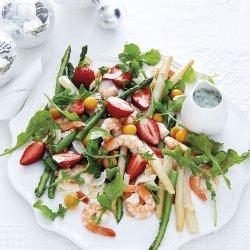 Prawn Salad with Coconut Dressing